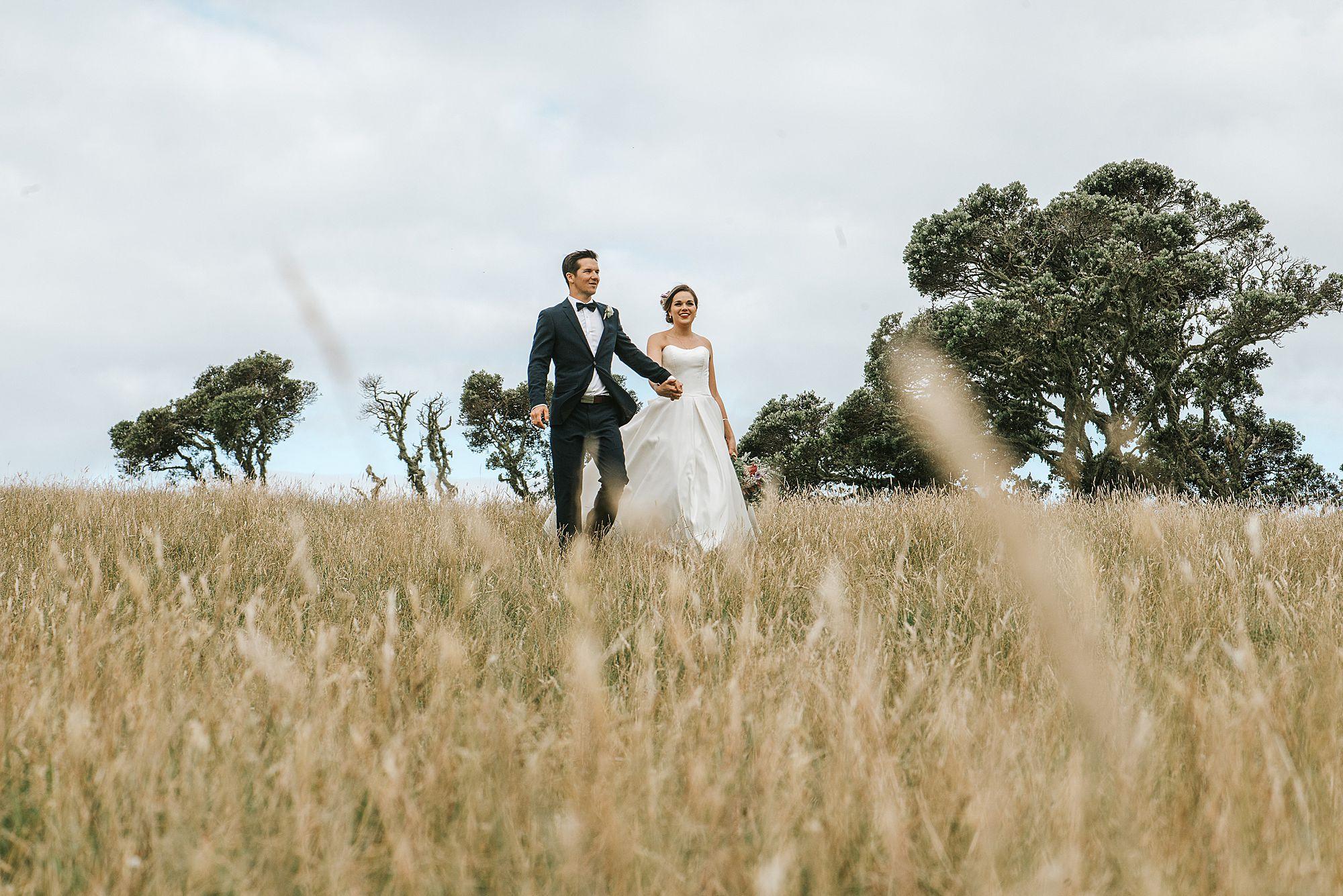 Baylys Farm Bay Wedding Of Islands
