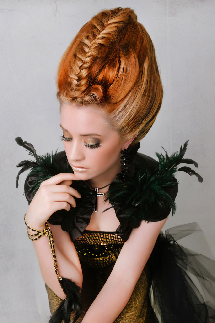 Peoples choice awards Northland Hair Comany, photographer Jess Burges