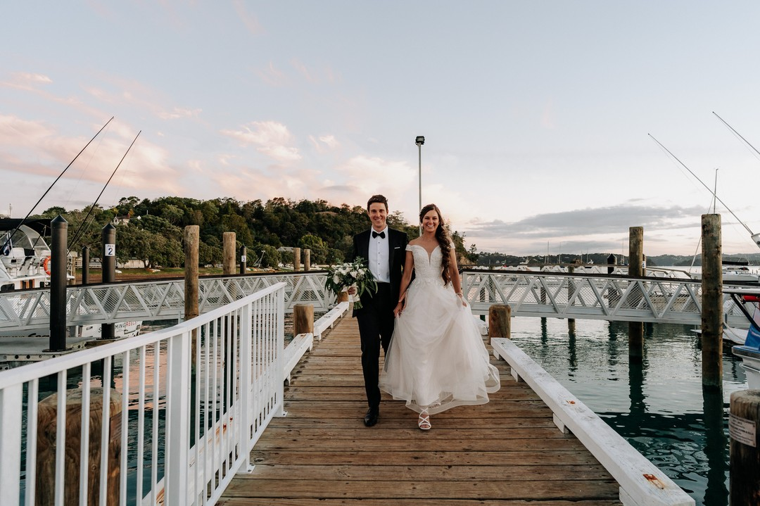Northland wedding photography with Jess Burges