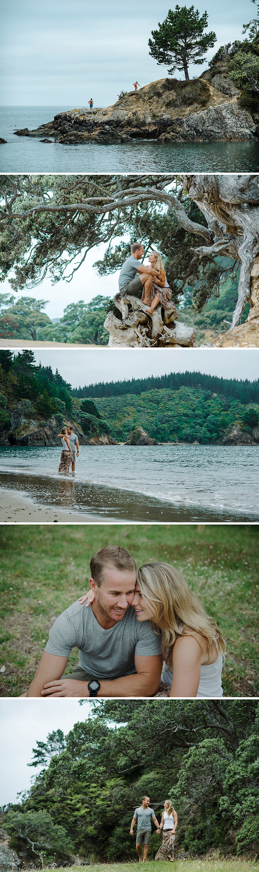 Engagement photographer Jess Burges_Northland New Zealand