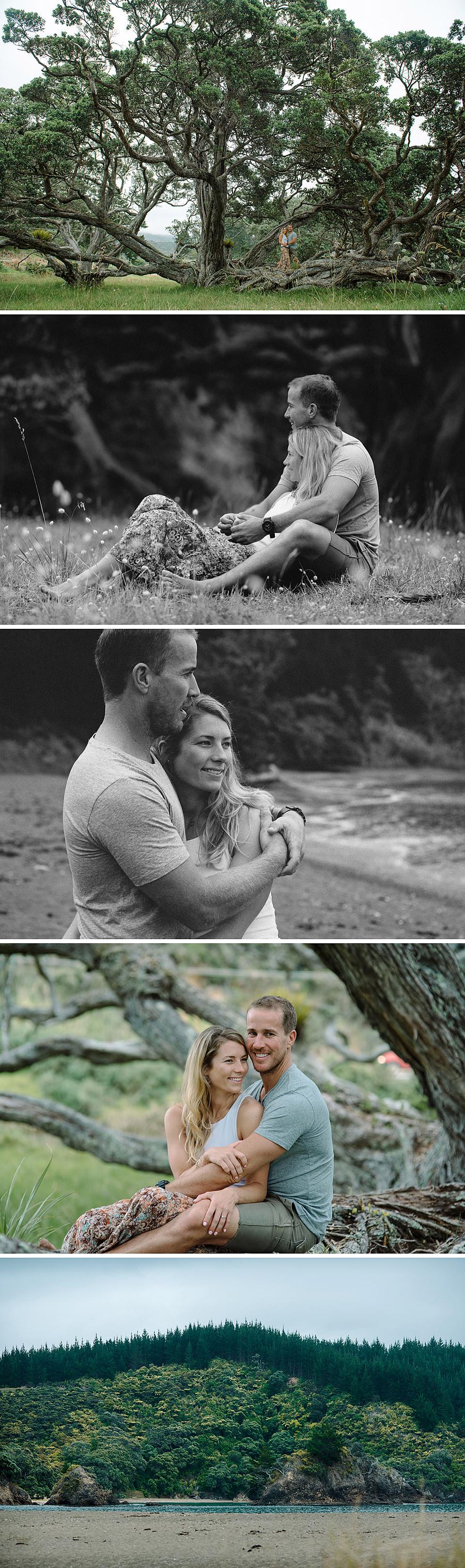 Engagement photographer Jess Burges_Northland New Zealand