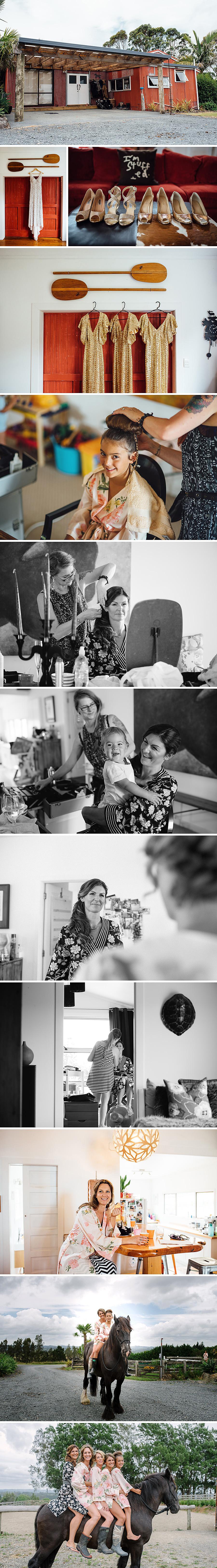 Wedding photographer Jess Burges, Kerikeri Wedding