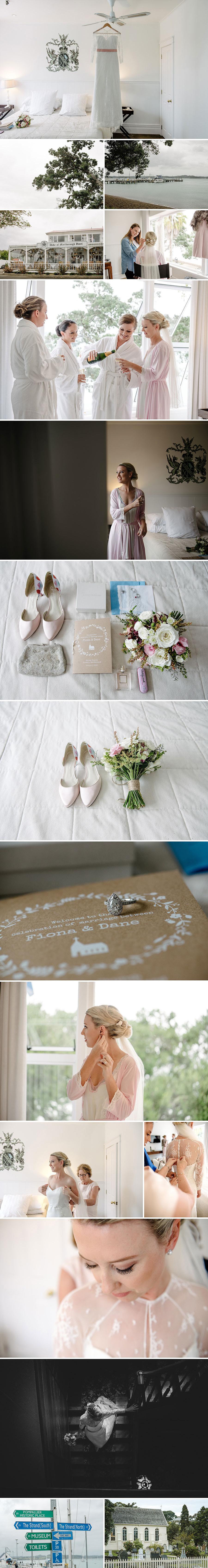 Russell Wedding, Photographer Jess Burges, Northland New Zealand