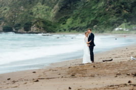 Jess_Kyles Wedding at Russell, Northland, New Zealand