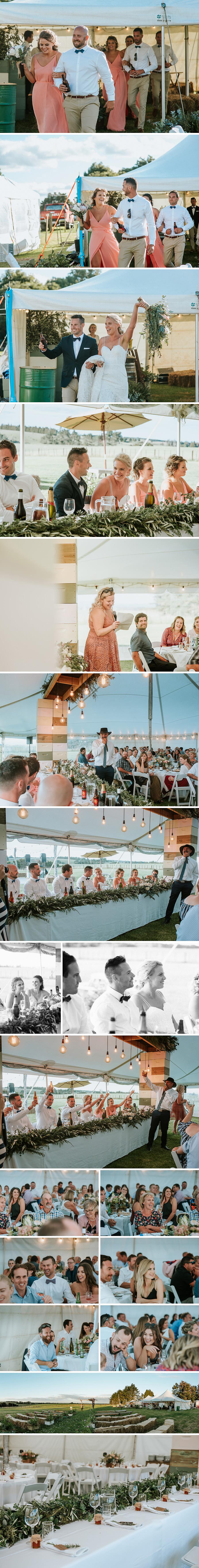 New Zealand Wedding, Northland NZ. Photographer Jess Burges