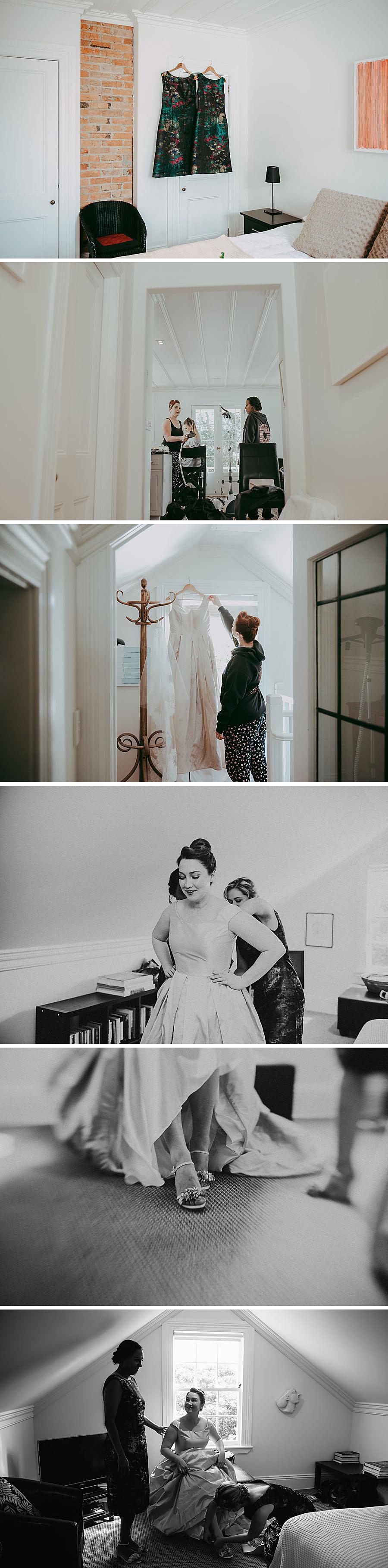 Russell Wedding Photographer Jess Burges